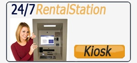 24/7 Rental Station Kiosk - Ace Mini Storage