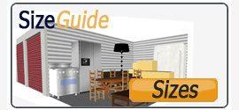 Size Guide - Ace Mini Storage
